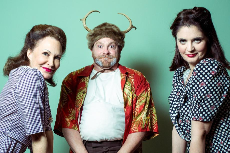 BWW Review: MERRY WIVES OF WINDSOR is Good Shakespearean Fun