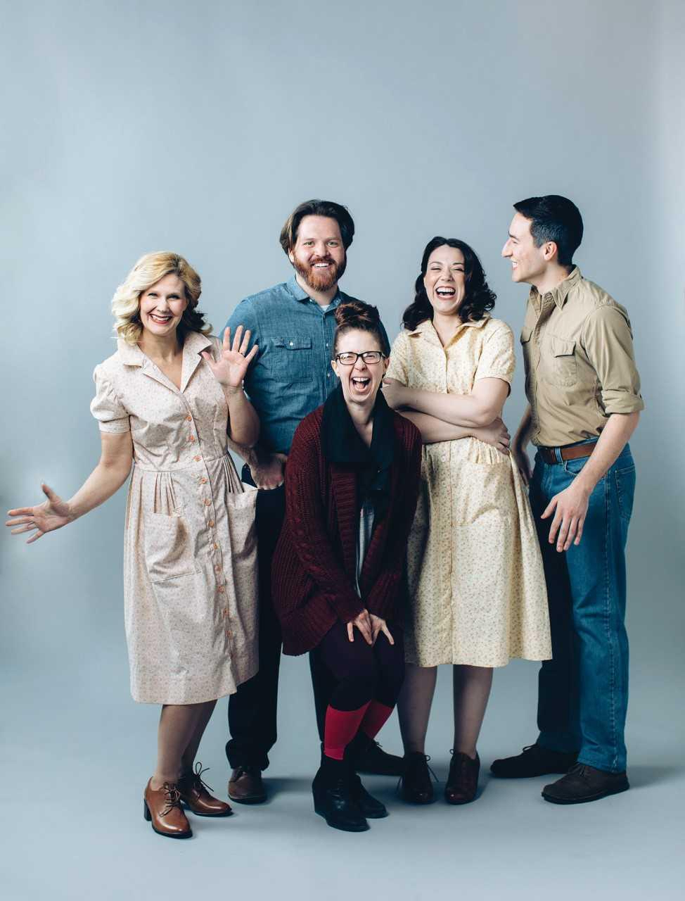 BWW Interview: Kimberly Faith Hickman and the Double Leads of THE BRIDGES OF MADISON COUNTY at Omaha Community Playhouse