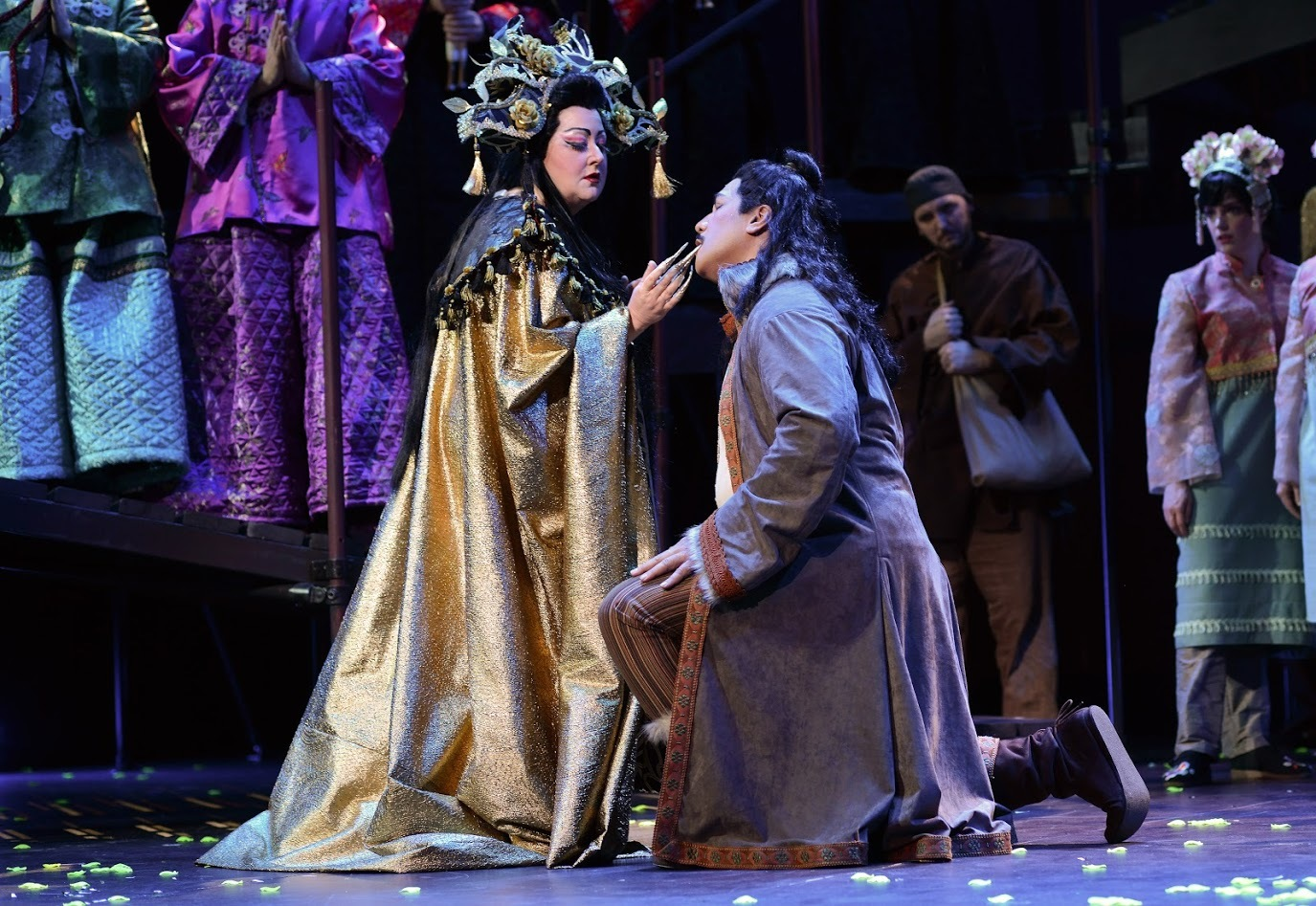 BWW Review: TURANDOT triumphs at Cedar Rapids Opera Theatre