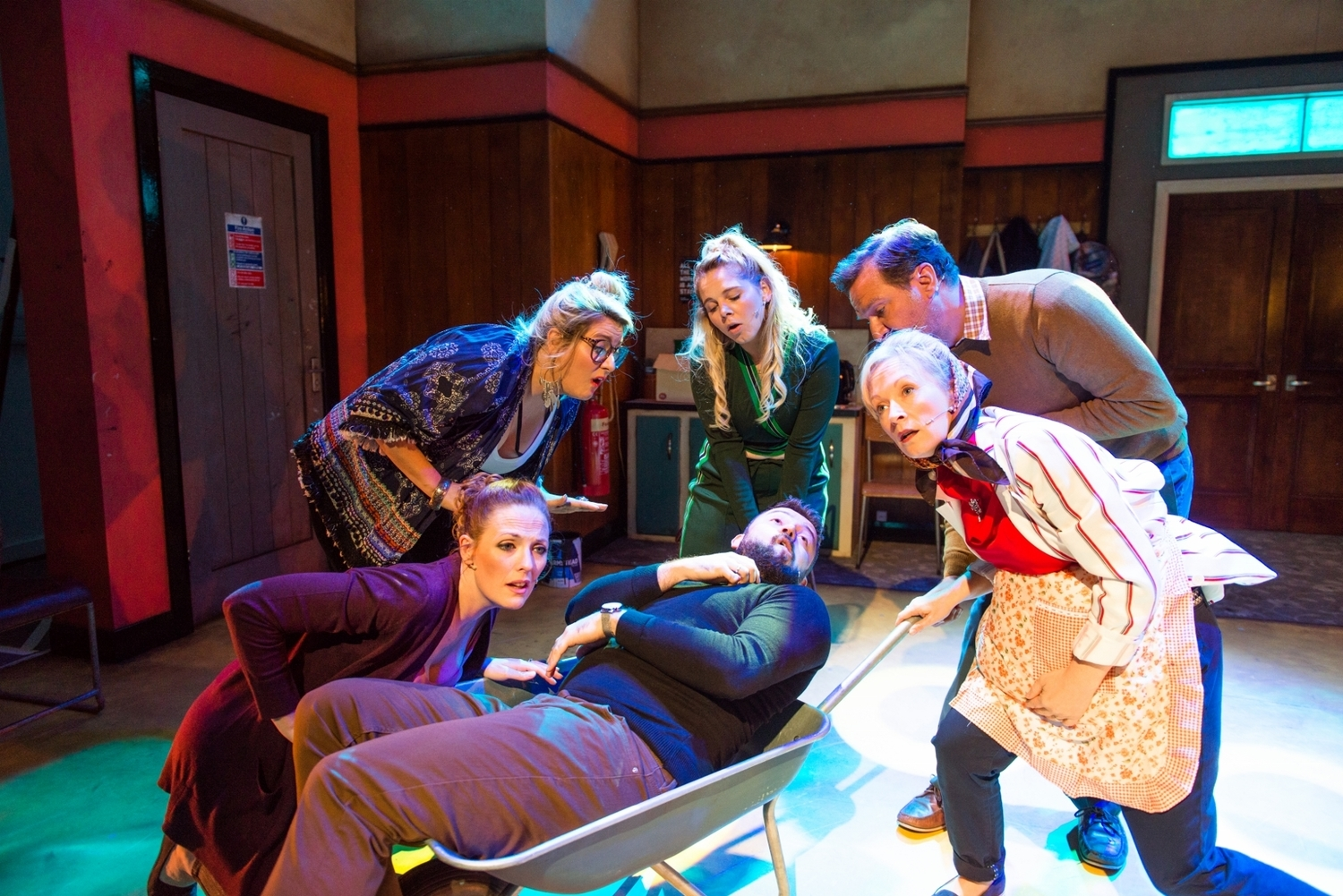 BWW Review: MY LEFT RIGHT FOOT: THE MUSICAL, Theatre Royal Brighton