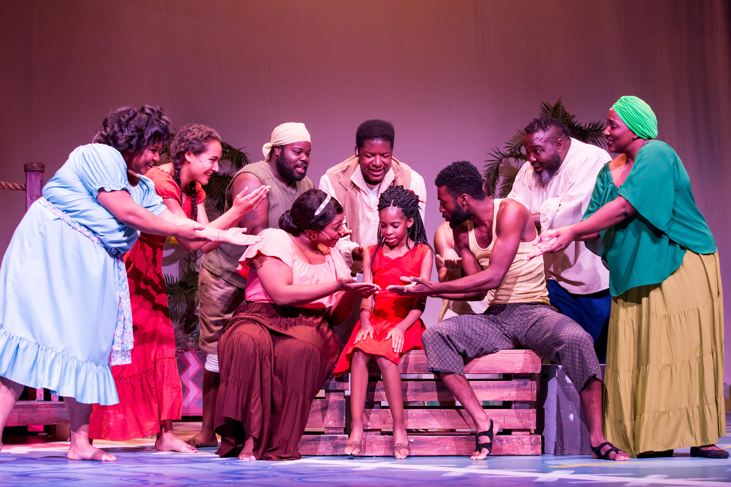 BWW Review: ONCE ON THIS ISLAND Makes a Splash at Warsaw Federal Incline Theater