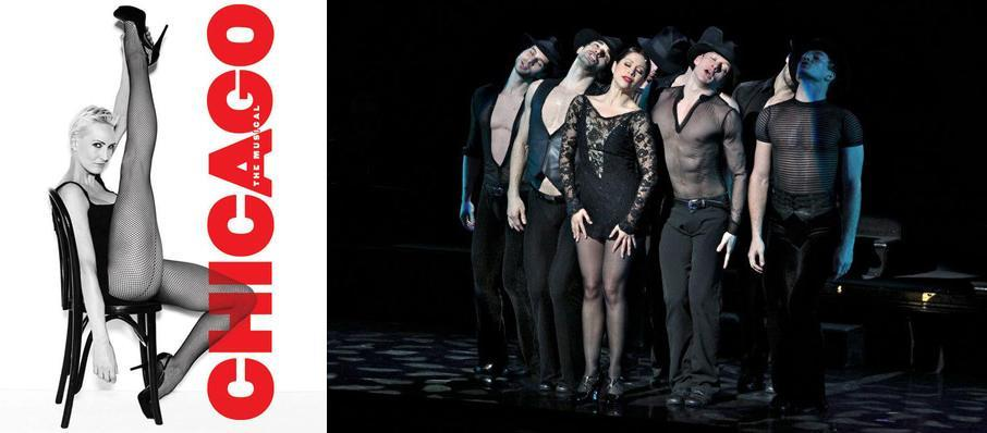 BWW Review: Fosse Influences Almost Saves Touring 'CHICAGO' at the Connor Palace