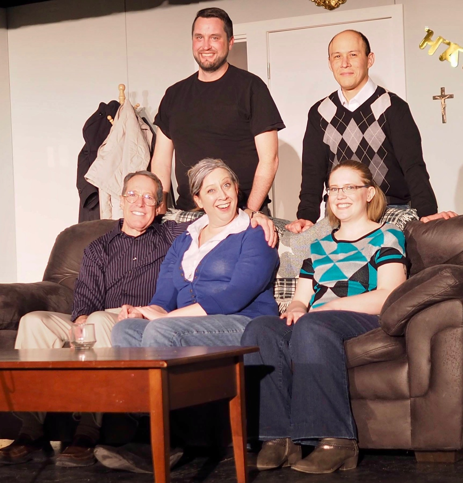 BWW Review: MAKING GOD LAUGH Will Make You Glad You Saw It at Florence Community Theater