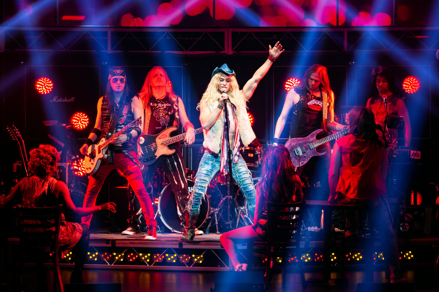 BWW Review: Ten Years Later, ROCK OF AGES Rocks On