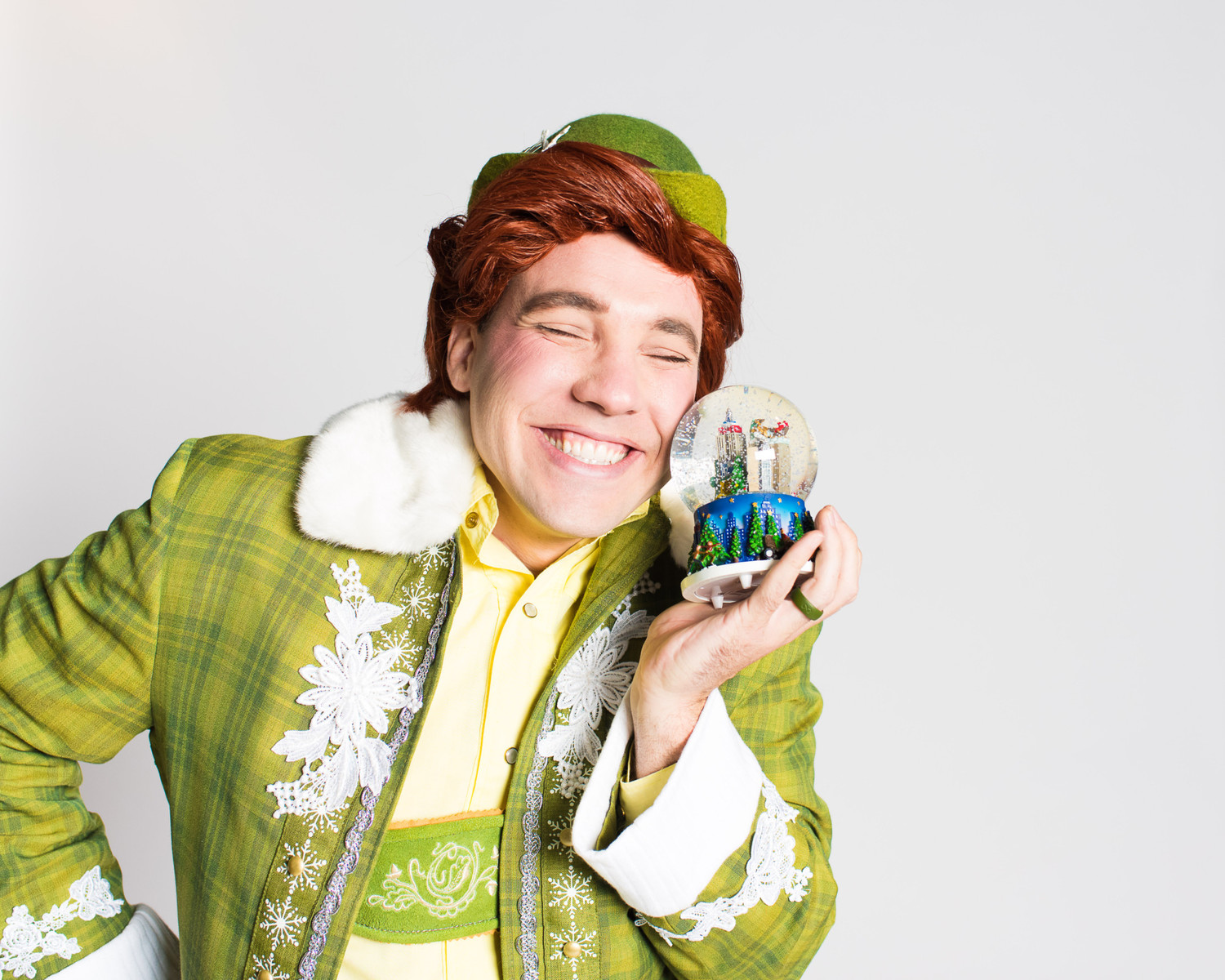 BWW Review: Singing Loud for All To Hear in CenterPoint Legacy's ELF THE MUSICAL.