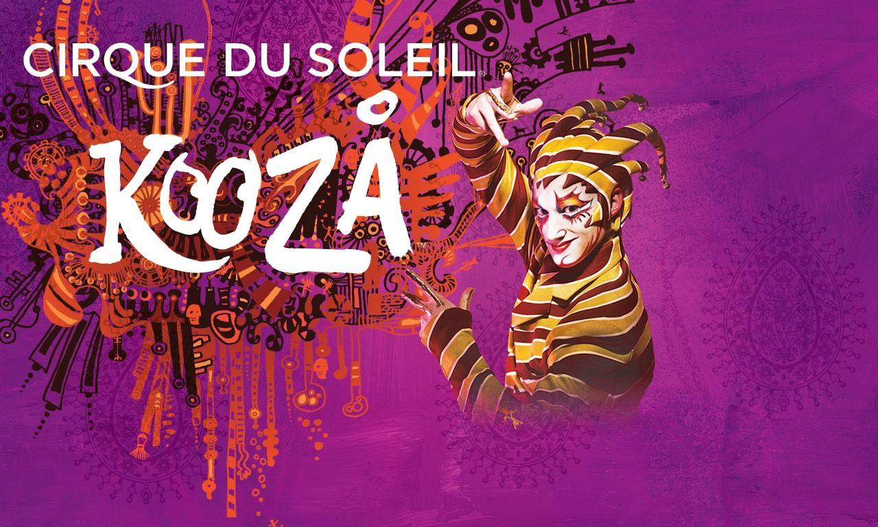 KOOZA de Cirque du Soleil llega a Madrid