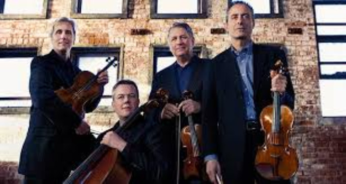 BWW Review: EMERSON STRING QUARTET AND SHAI WOSNER at Alice Tully Hall At Lincoln Center