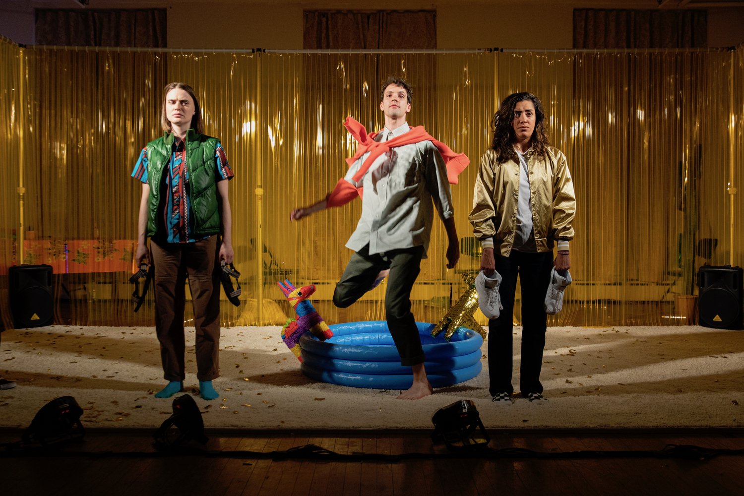 BWW Review: Queer Consciousness and Hella Life Lessons Drive BRIEF CHRONICLE, BOOKS 6-8 at Access Theater