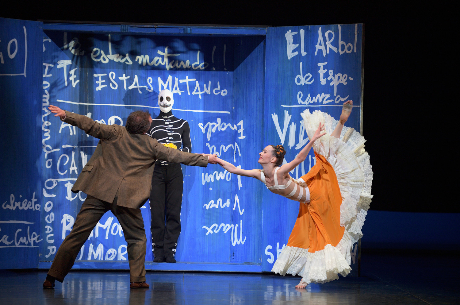 BWW Review: ENGLISH NATIONAL BALLET - SHE PERSISTED, Sadler's Wells