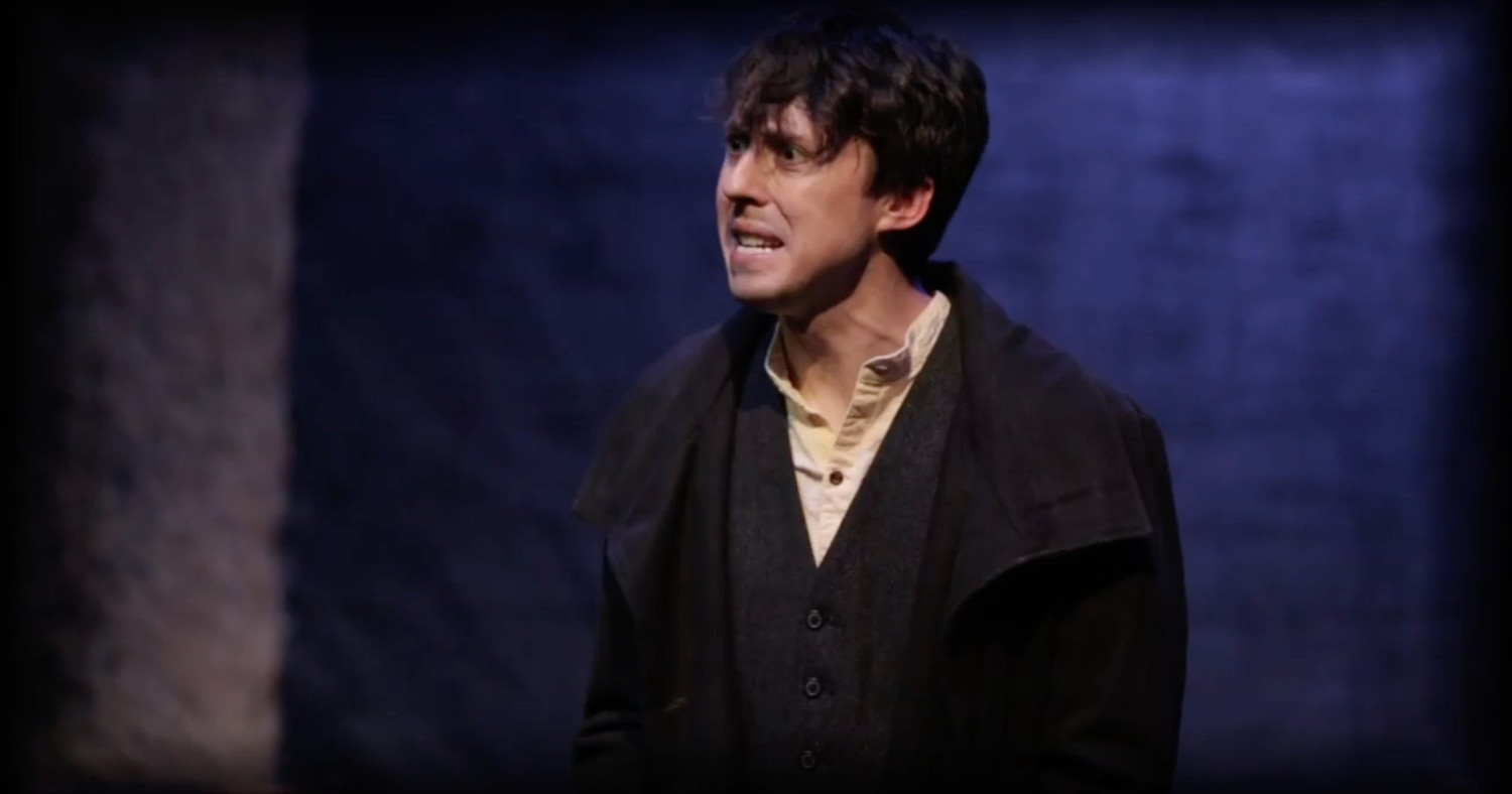 BWW Review: CRIME AND PUNISHMENT at Penfold Theatre