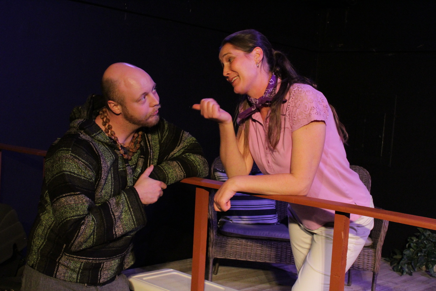 BWW Review: Homespun BARBECUE APOCALYPSE Improves With Age