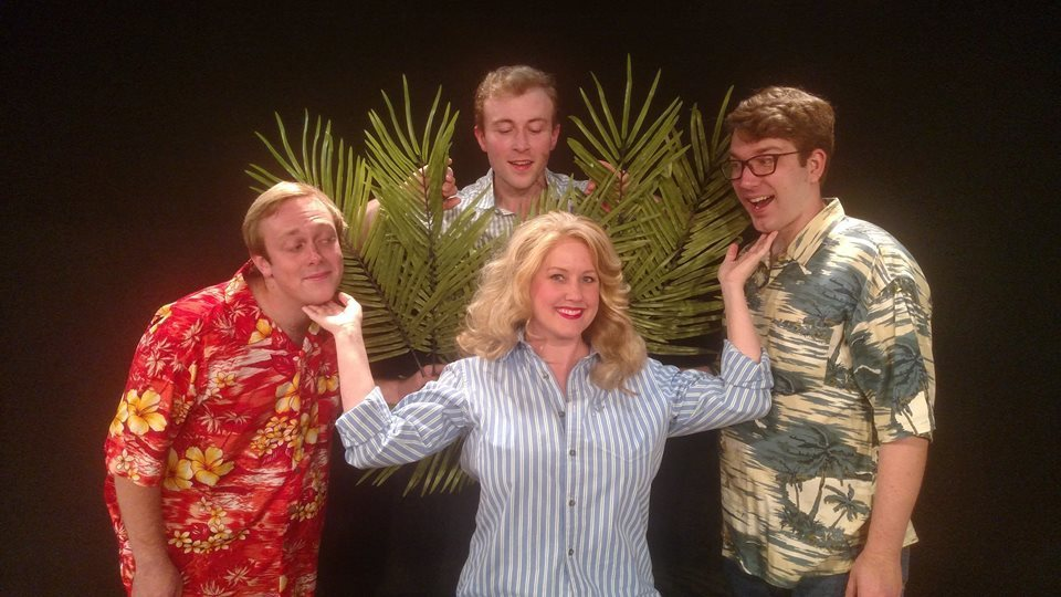 BWW Review: Swift Creek Mill Theatre's THE ANDREWS BROTHERS: Non-Stop Nostalgia at its Best