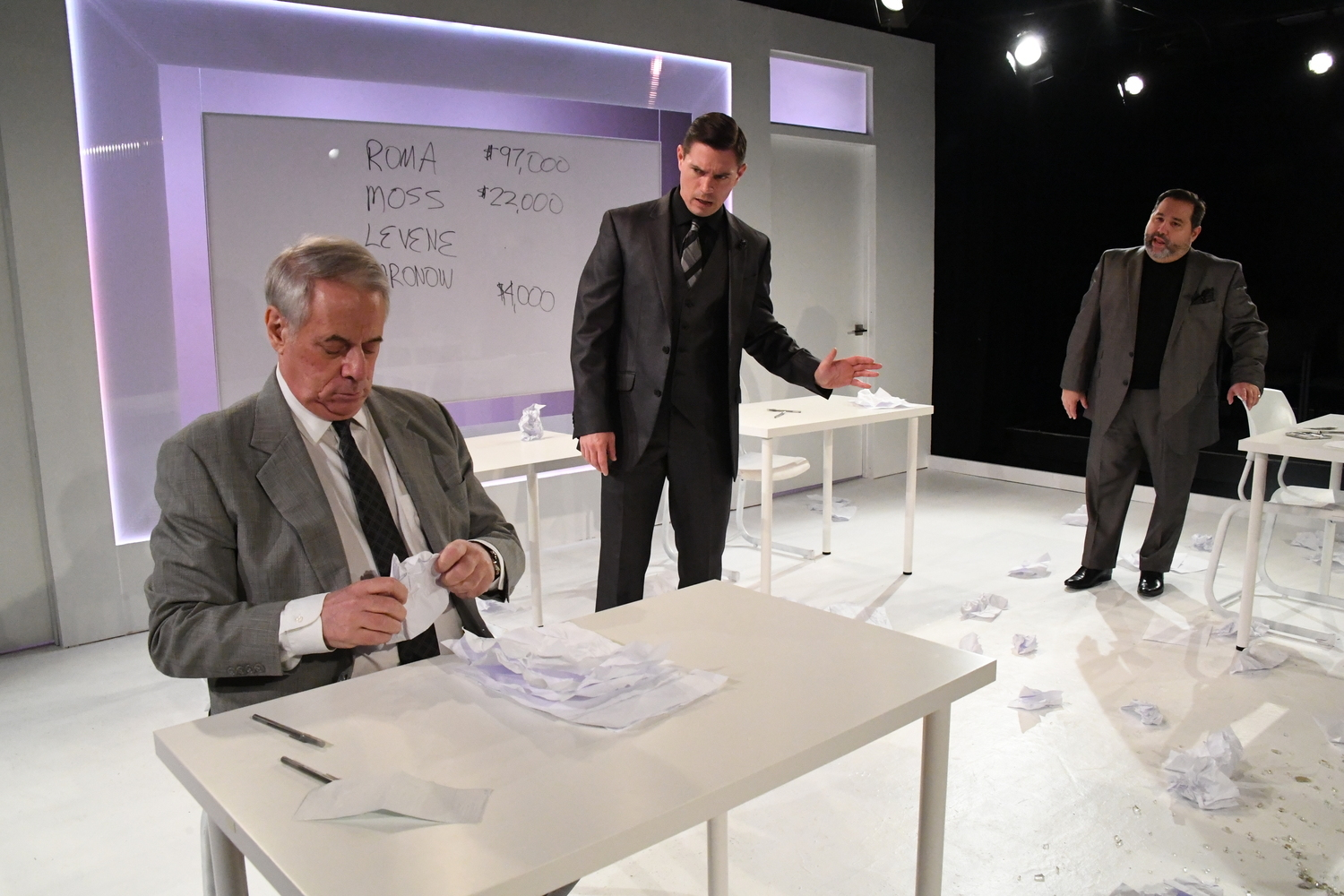 BWW Review: GLENGARRY GLEN ROSS at Bath House Cultural Center