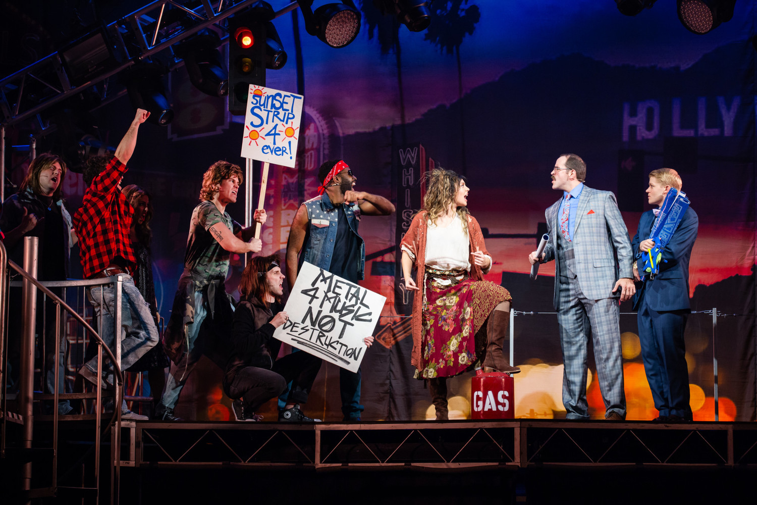 BWW Interview: Kristina Walz of ROCK OF AGES at Overture Center