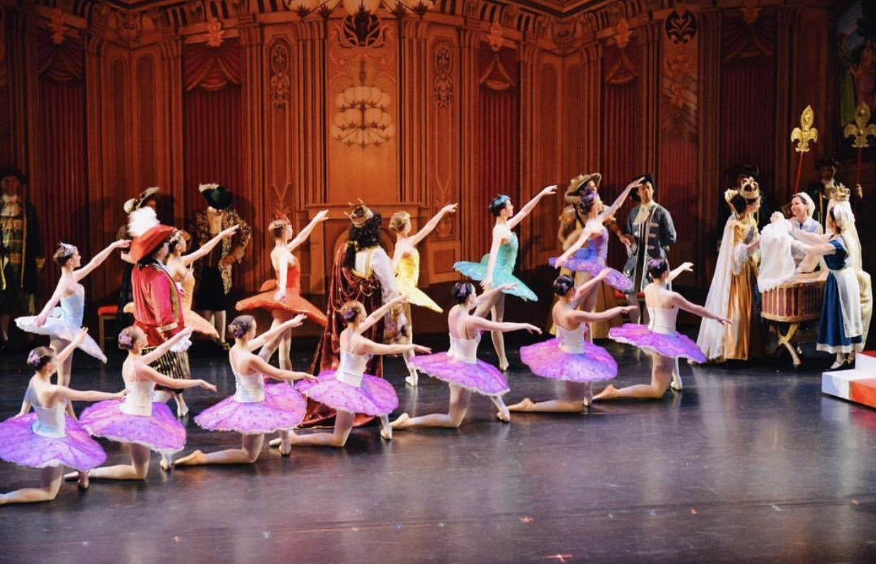 Jeunesse Classique Ballet Society's THE SLEEPING BEAUTY arrives at the Martha Cohen Theater in June 2019