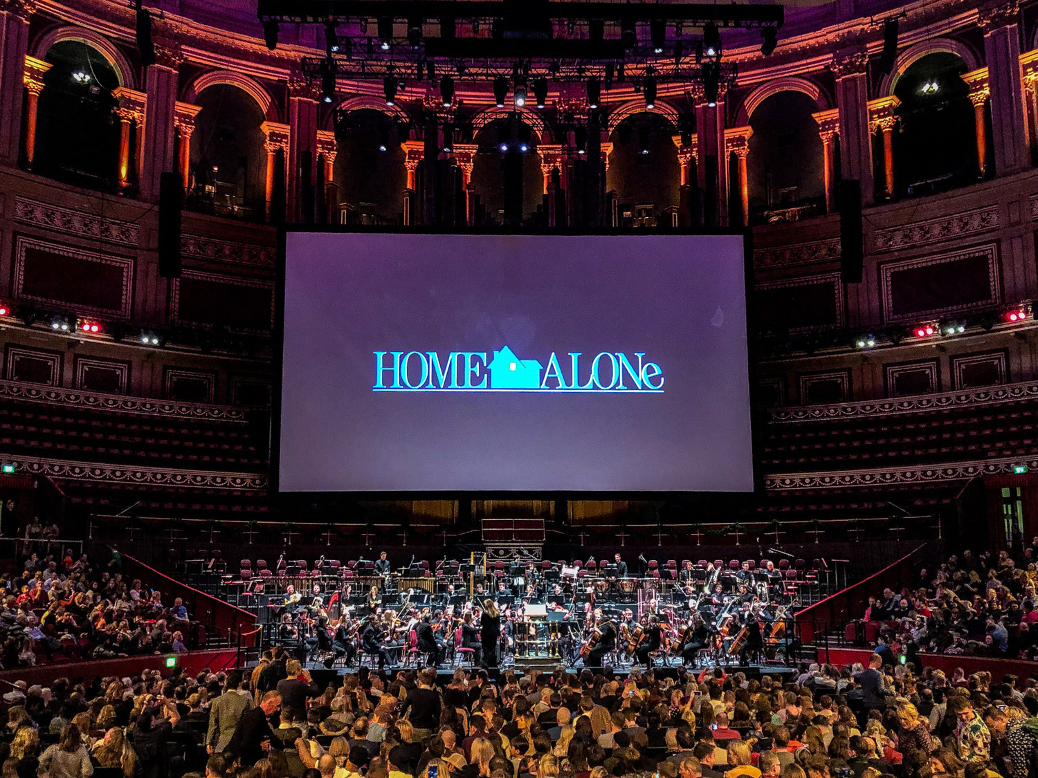 BWW Review: HOME ALONE IN CONCERT, Royal Albert Hall