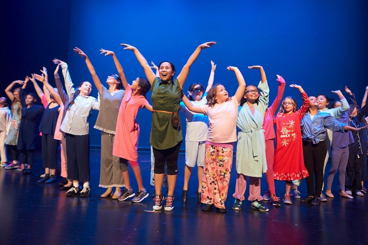 BWW Feature: CAMP BROADWAY FAMILY FINALE at The Smith Center For The Performing Arts