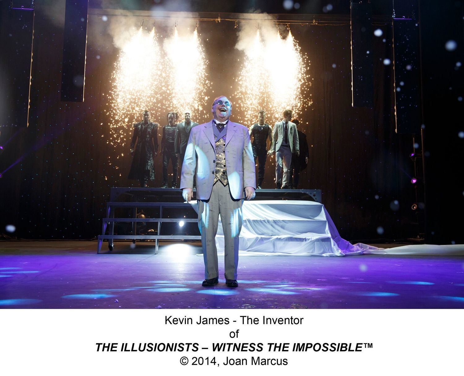 BWW Review: THE ILLUSIONISTS--LIVE FROM BROADWAY at Providence Performing Arts Center