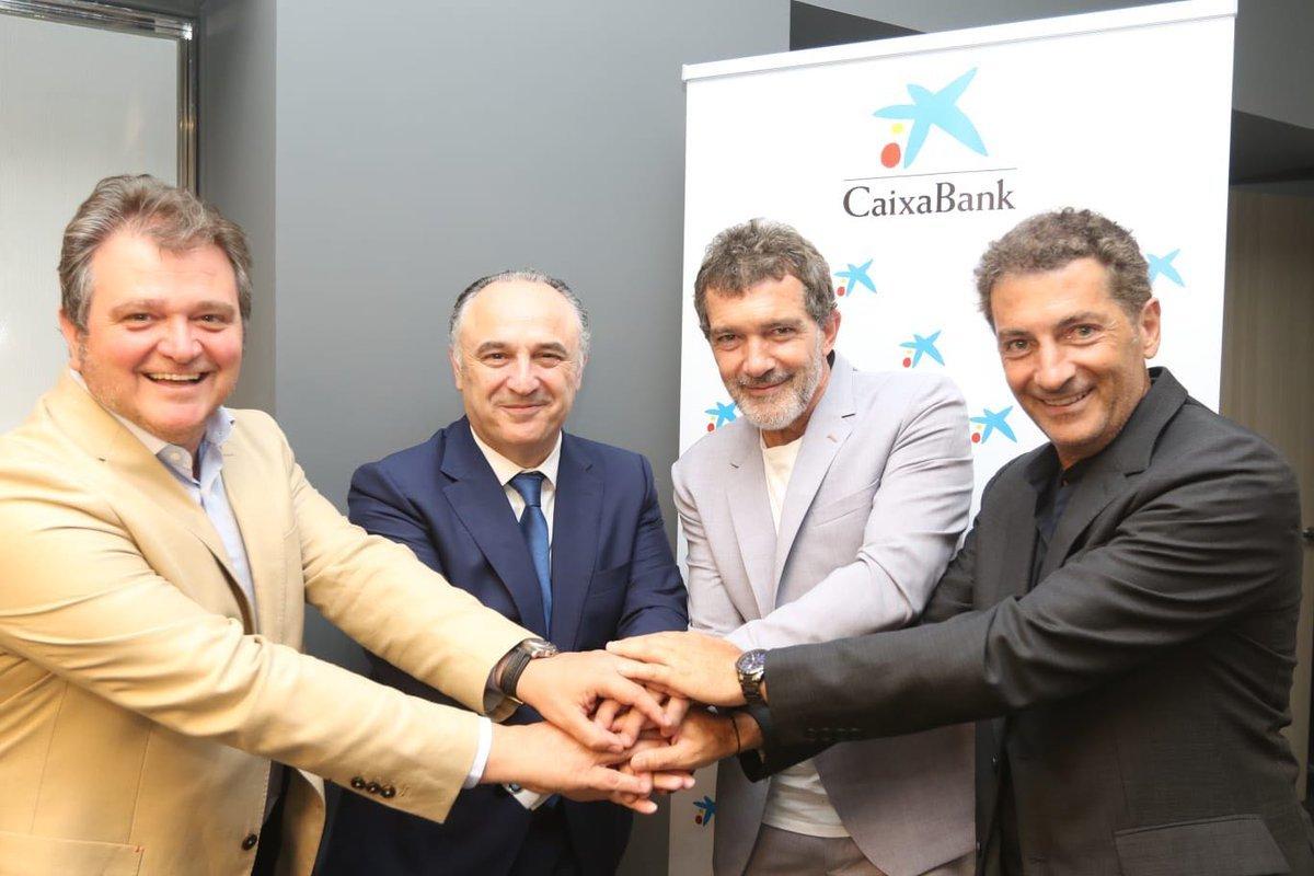 Antonio Banderas inaugurará el Teatro del Soho Caixabank con A CHORUS LINE