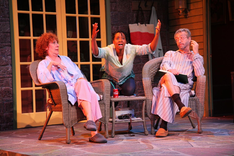 BWW Review: VANYA AND SONIA AND MASHA AND SPIKE at Gretna Theatre