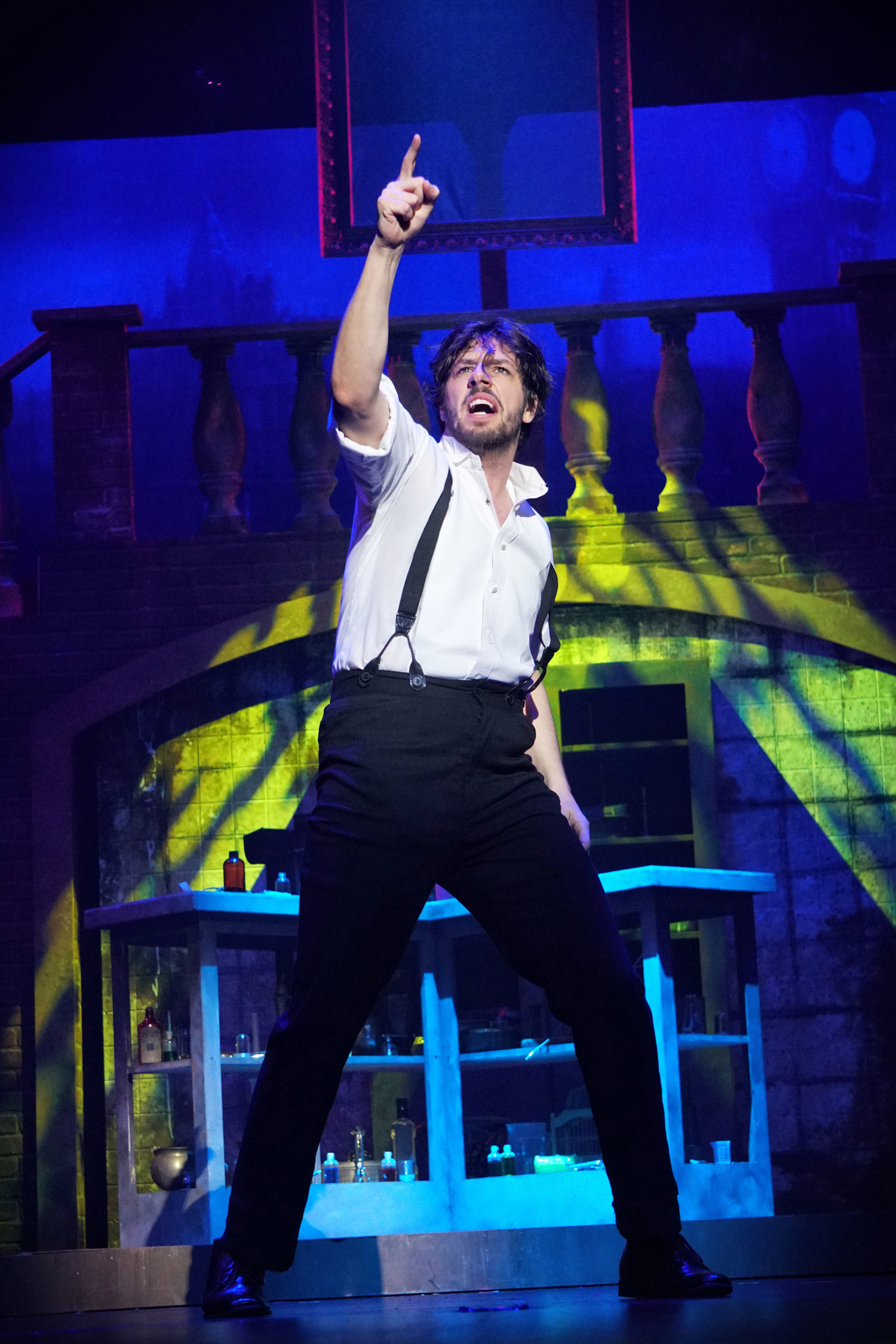 BWW Review: JEKYLL AND HYDE at Slow Burn Theatre Company
