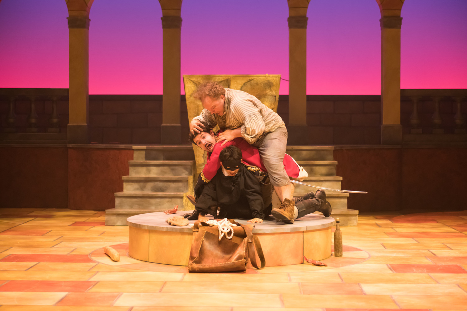 BWW Review: ZORRO: FAMILY CODE Slays at Alberta Theatre Projects