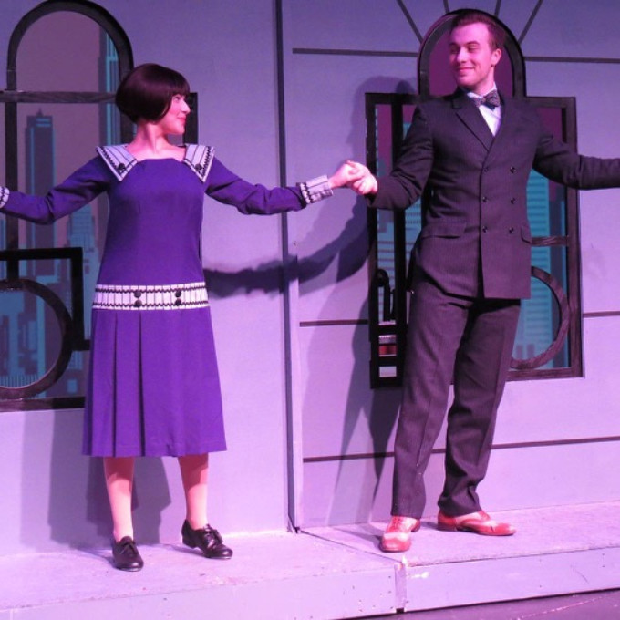 BWW Review: THOROUGHLY MODERN MILLIE at Riverbank Theatre In Marine City is Thoroughly Delightful