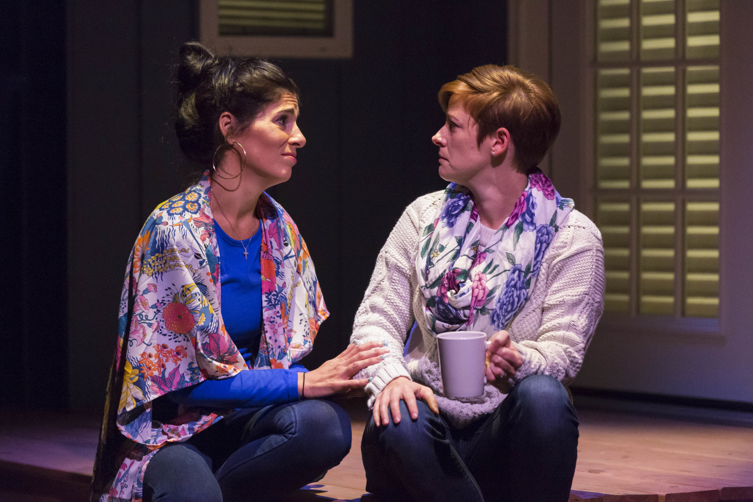 BWW Review: CRY IT OUT at Phoenix Theatre