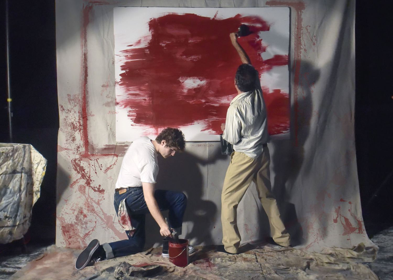 Actors' Theatre Presents Acclaimed Broadway Play RED About Artist Mark Rothko