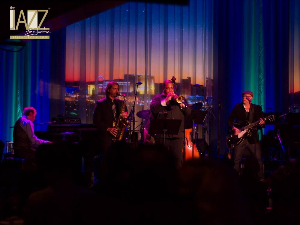 BWW Feature: THE JAZZ ECLECTIC CONCERT SERIES VOL. 4 at Myron's Cabaret Jazz At The Smith Center For The Performing Arts