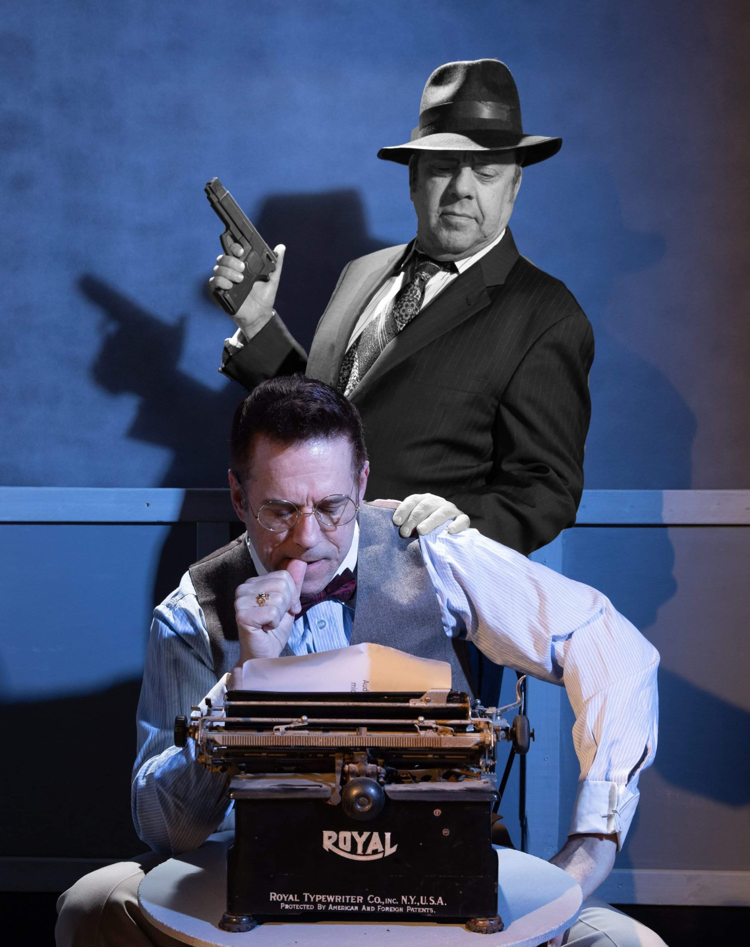 BWW Review: CITY OF ANGELS at THE ARTS AT ANGELORIA'S