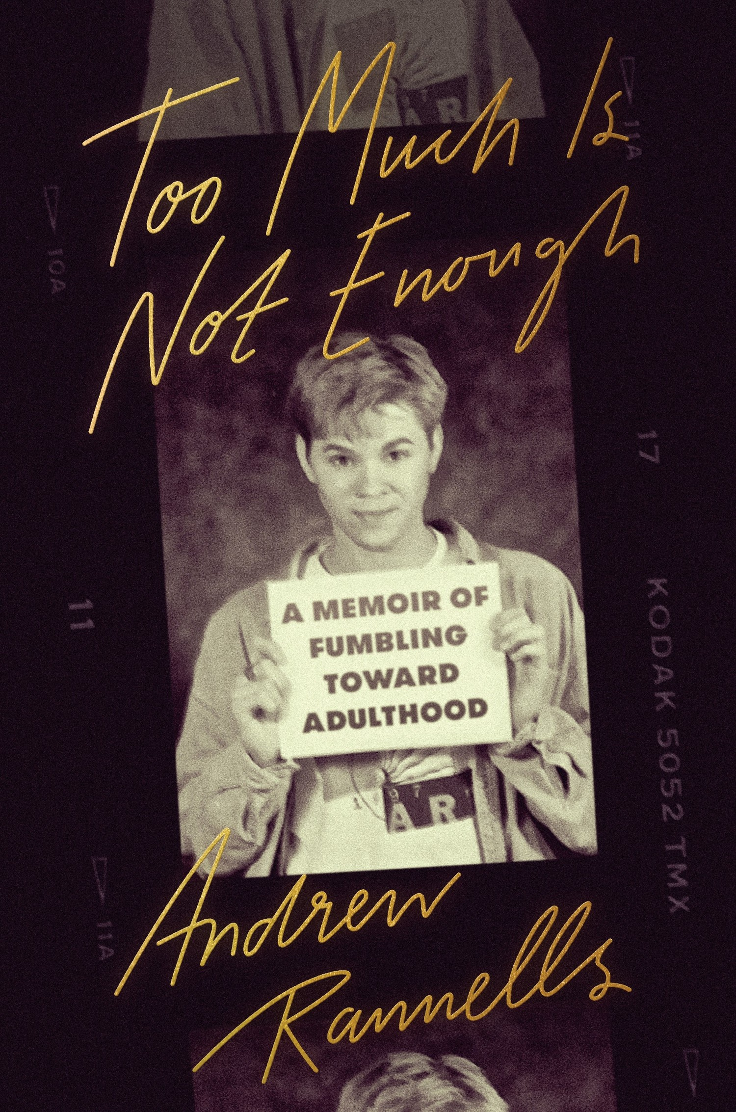 BWW Review: TOO MUCH IS NOT ENOUGH by Andrew Rannells Takes You Intimately Inside His Life for an Unexpected Journey