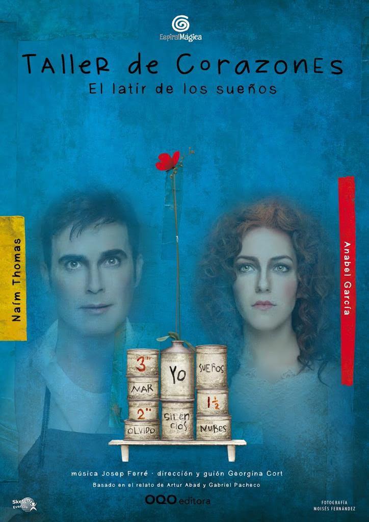 TALLER DE CORAZONES presenta su cartel