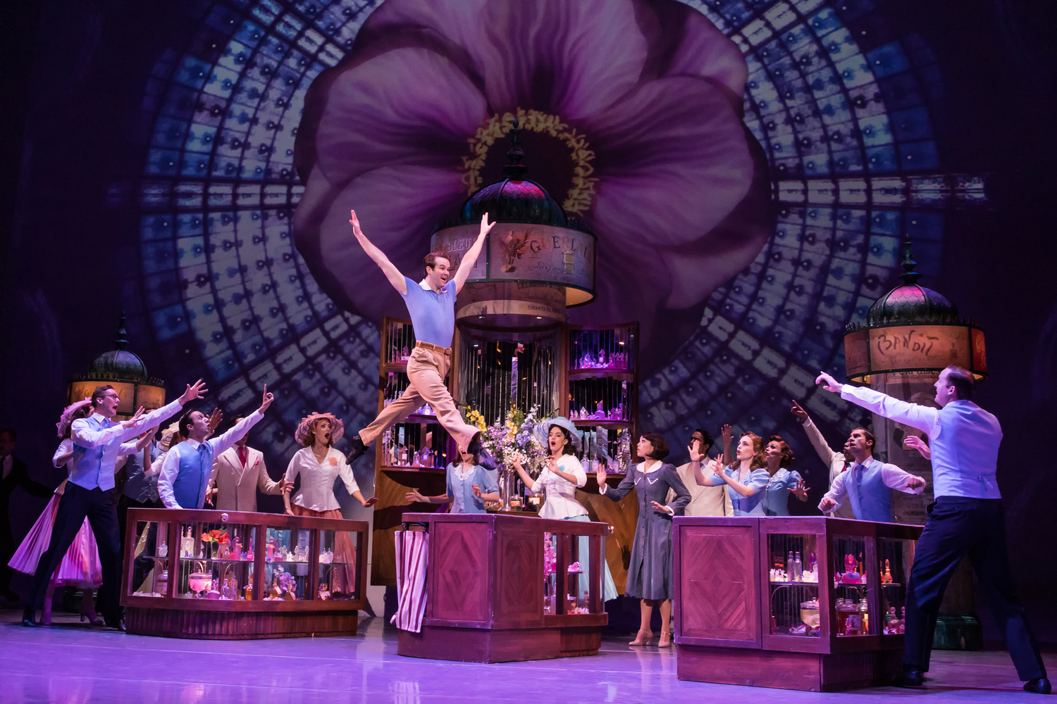 BWW Review: AN AMERICAN IN PARIS at The Overture Center