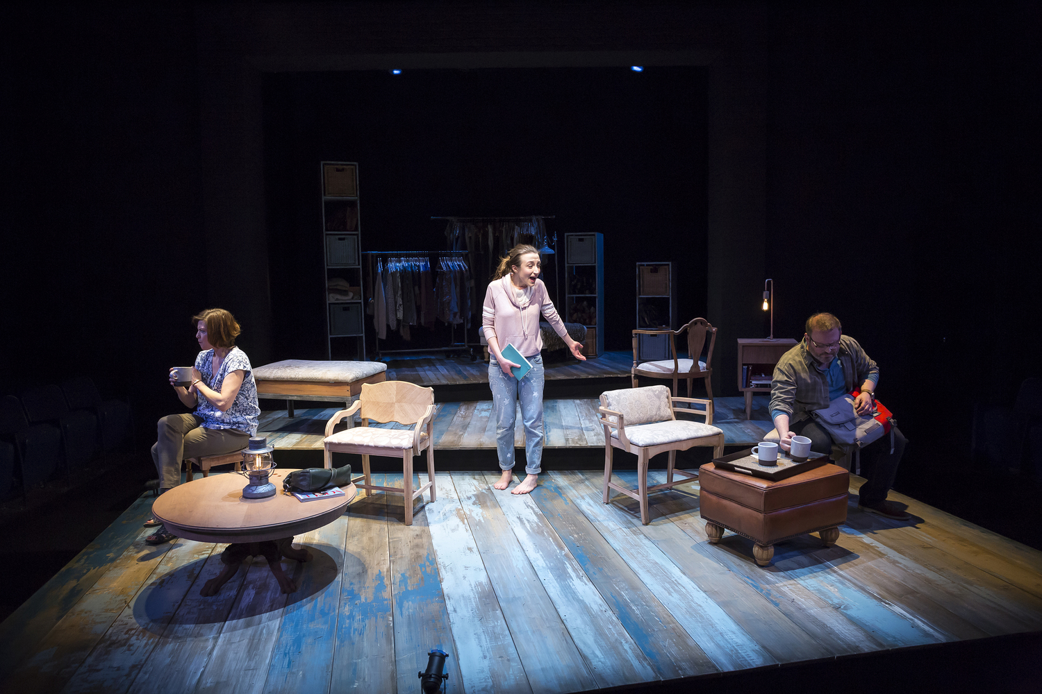 BWW Review: SOONER/LATER Reveals a Different Side of the Romantic Comedy at Cincinnati Playhouse In The Park