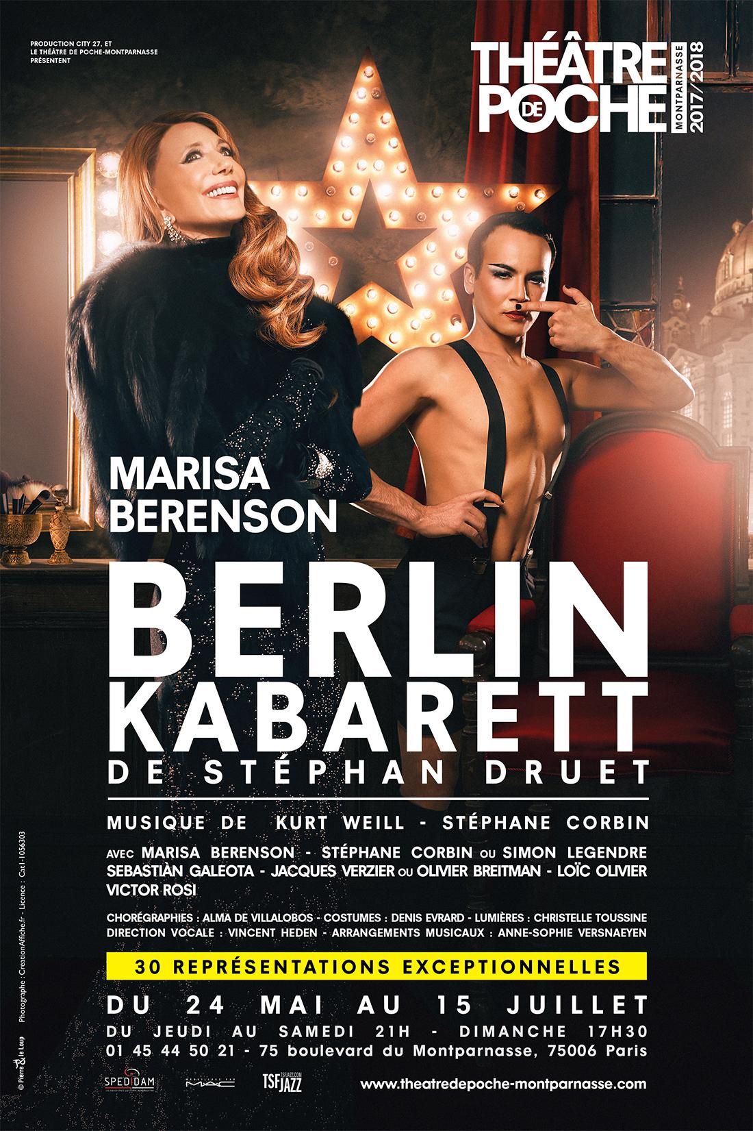 BWW Review: CABARET / KABARETT at Théâtre De Poche
