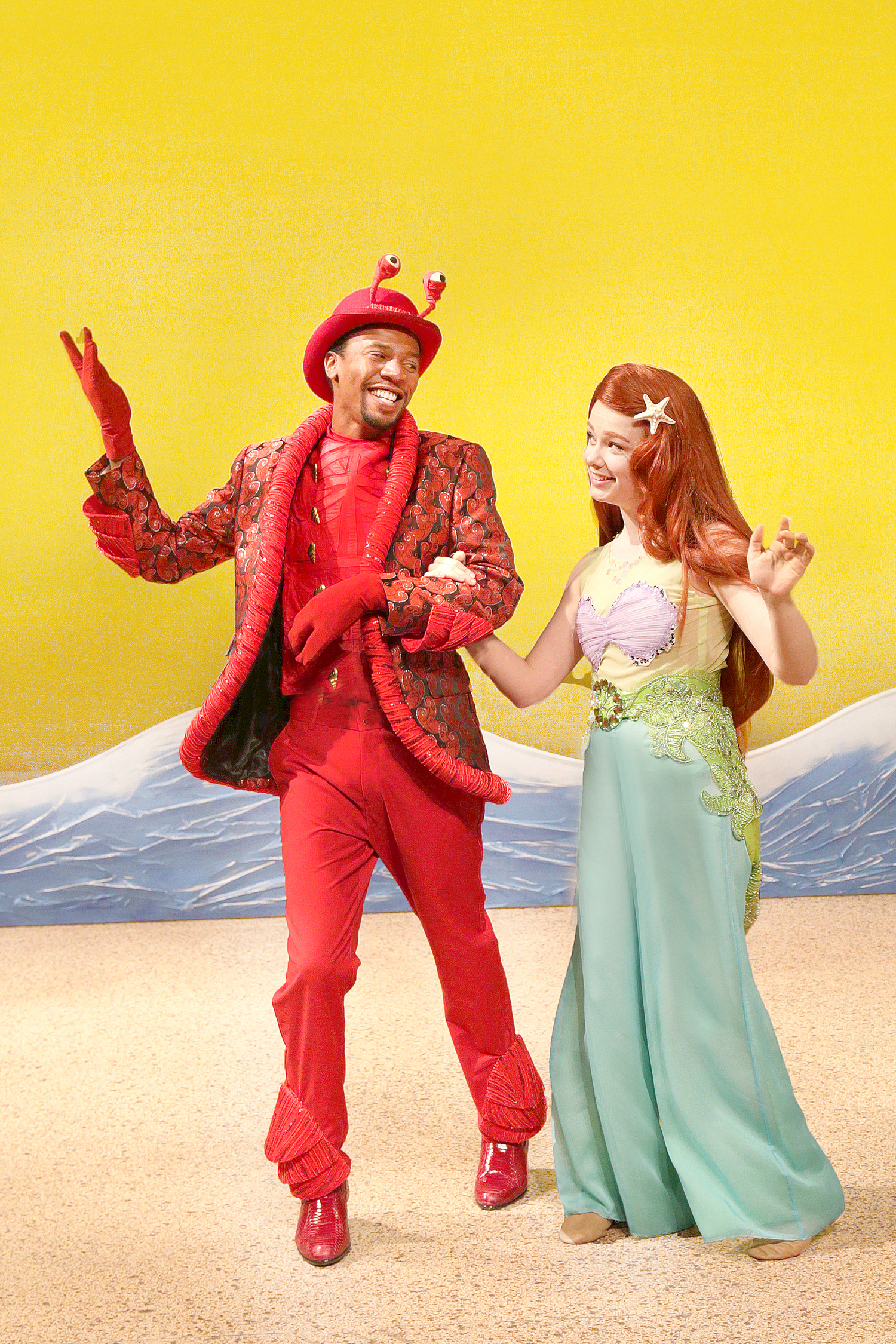BWW Review: DISNEY'S THE LITTLE MERMAID at The Des Moines Playhouse