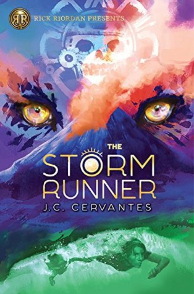 BWW Review: THE STORM RUNNER by J.C. Cervantes