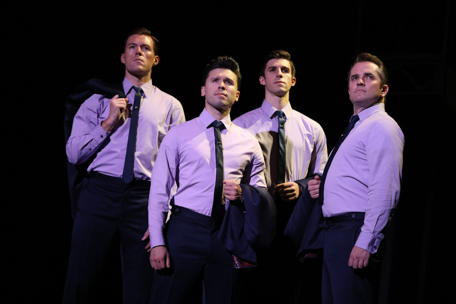 BWW Review: JERSEY BOYS at the Providence Performing Arts Center