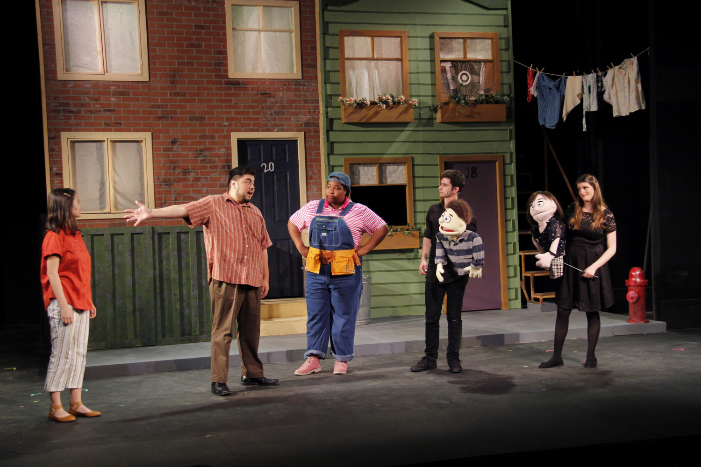 BWW Review: AVENUE Q at Conejo Players Theatre