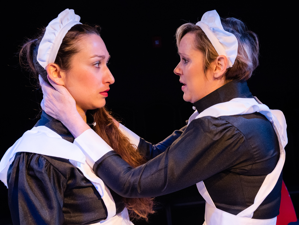 THE MAIDS Announced At The Seeing Place Theater