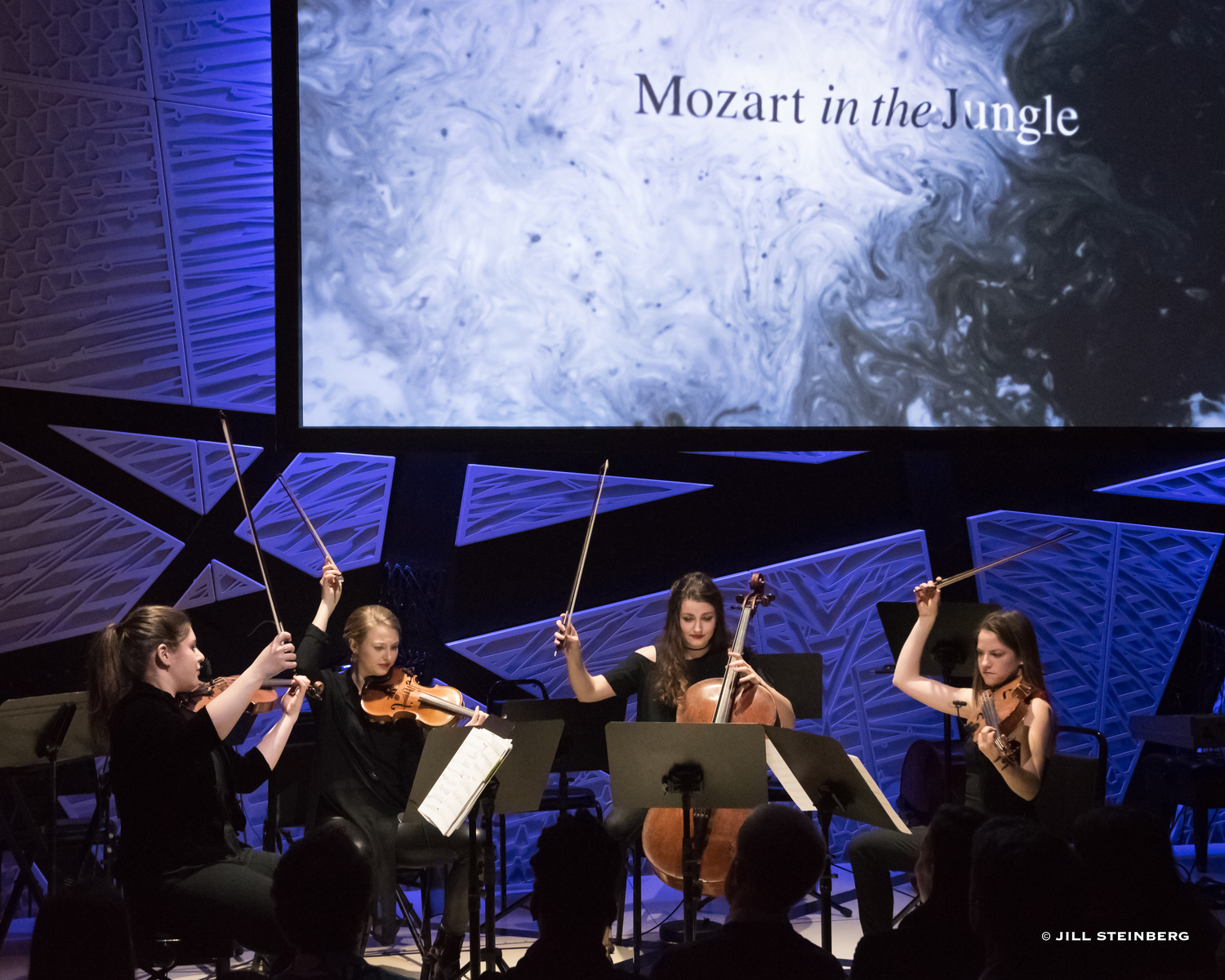BWW Feature: MOZART IN THE JUNGLE at National Sawdust - An Evening of Humanity