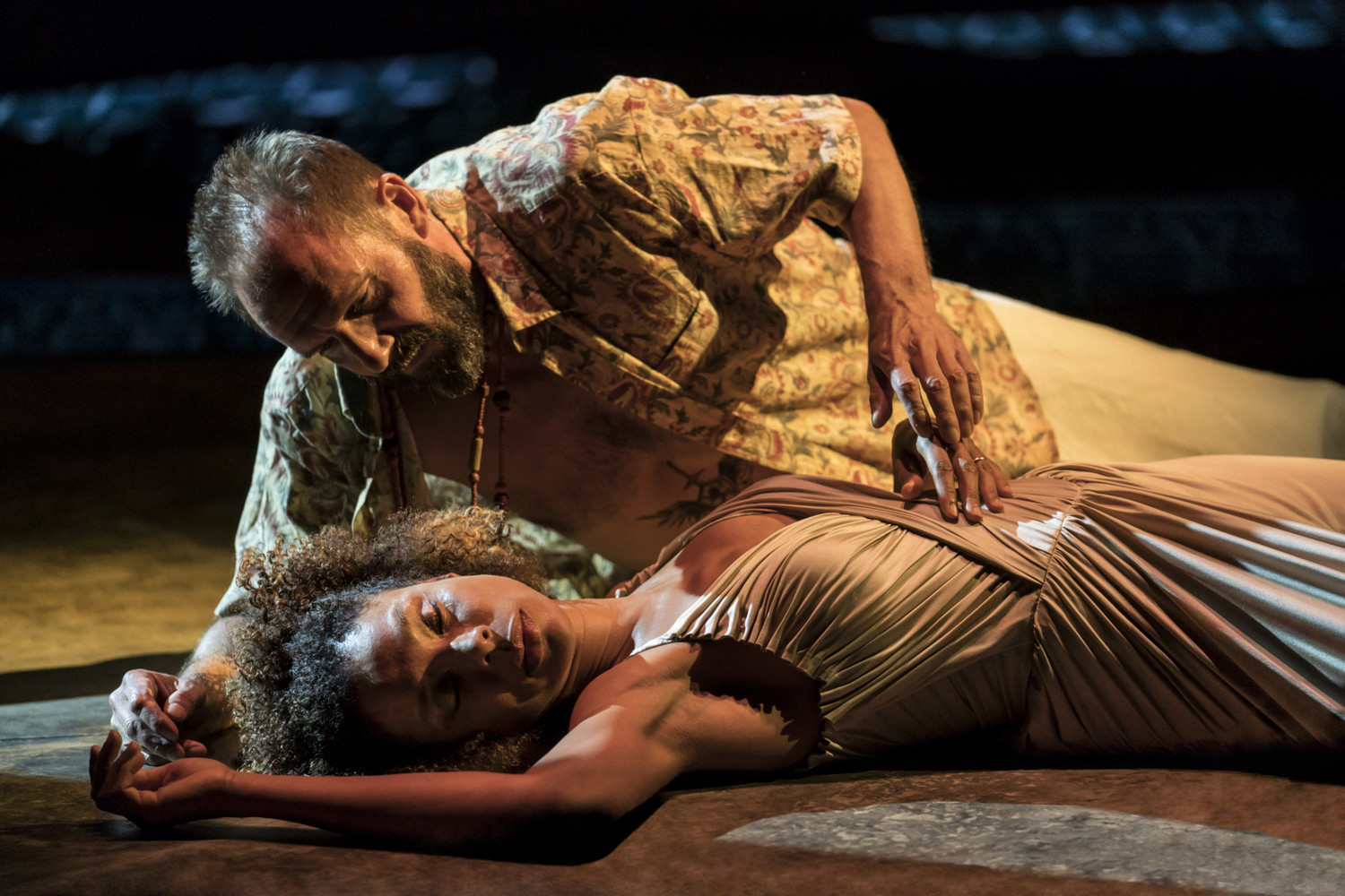 BWW Review: ANTONY AND CLEOPATRA, National Theatre