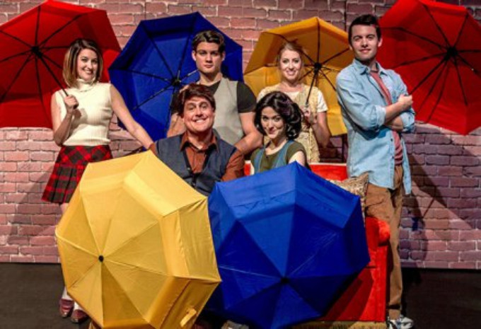 BWW Review: FRIENDS! THE MUSICAL PARODY at The Bomhard Theater