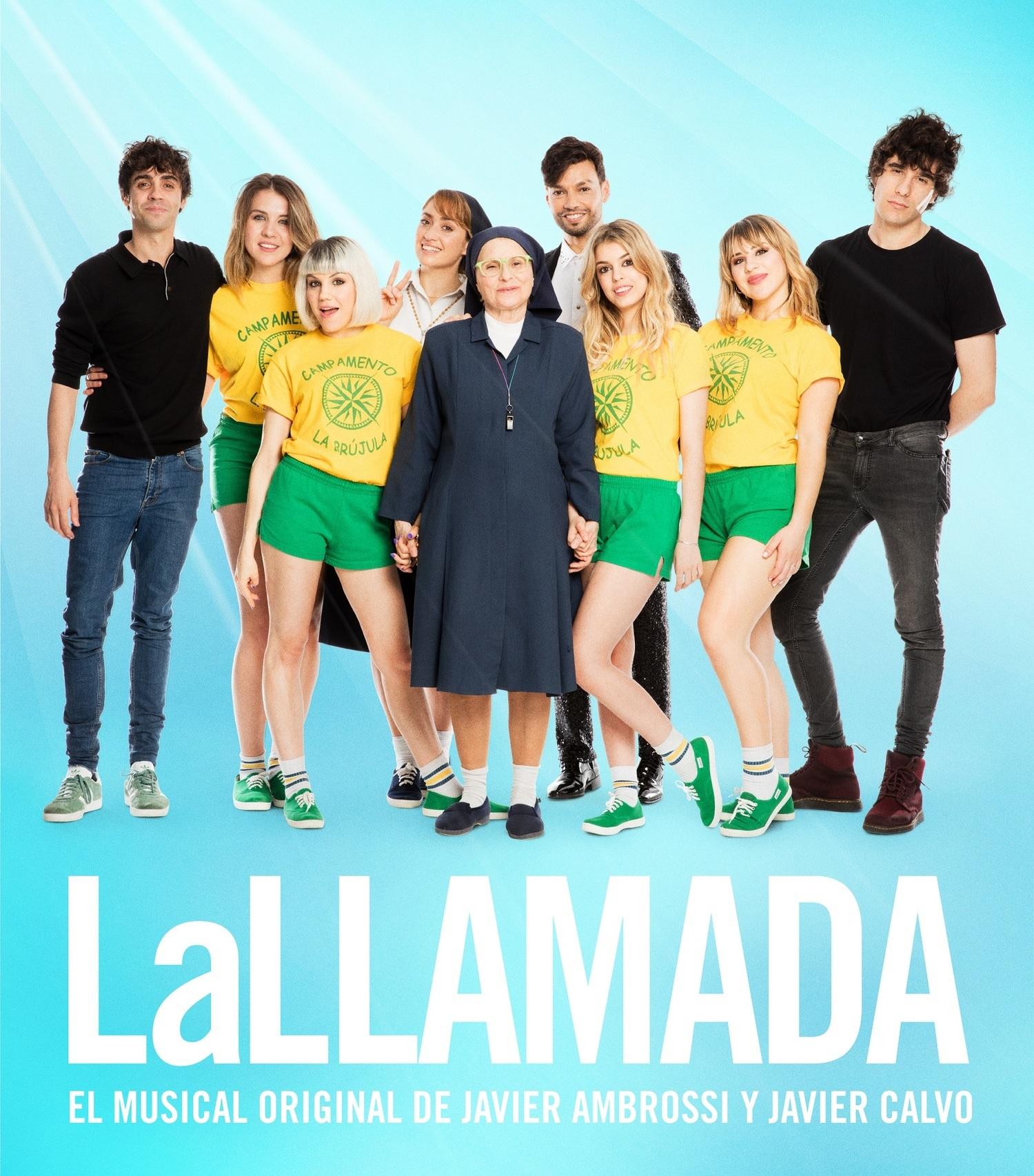 Nerea Rodríguez, de OT 2017, protagonizará LA LLAMADA en Madrid