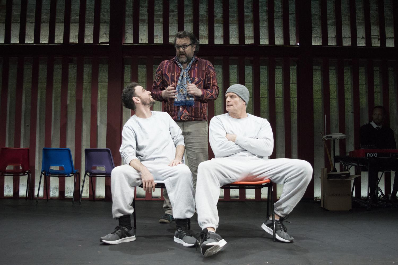 BWW Review: INTRA MUROS, Park Theatre