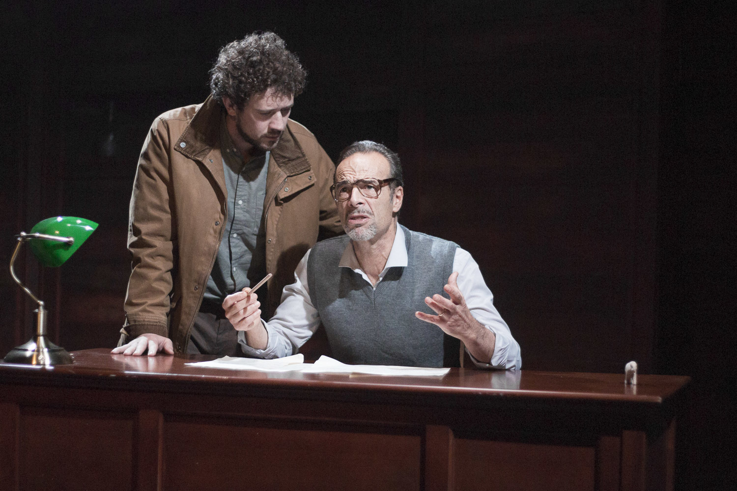 BWW Review: DROWNED OR SAVED?, Tristan Bates Theatre