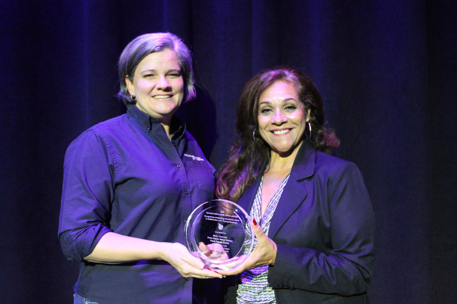 BWW Feature: PASCO COUNTY EDUCATOR WINS NATIONAL BROADWAY LEAGUE AWARD THROUGH NOMINATION  by The Straz Center