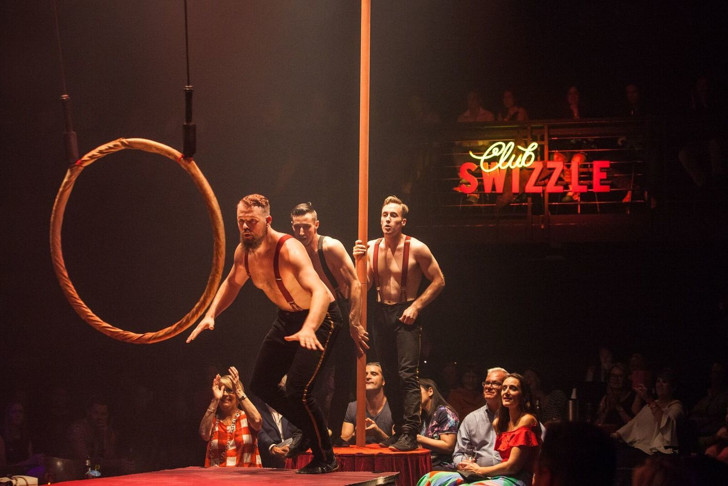 BWW Review: CLUB SWIZZLE at Space Theatre, Adelaide Festival Centre