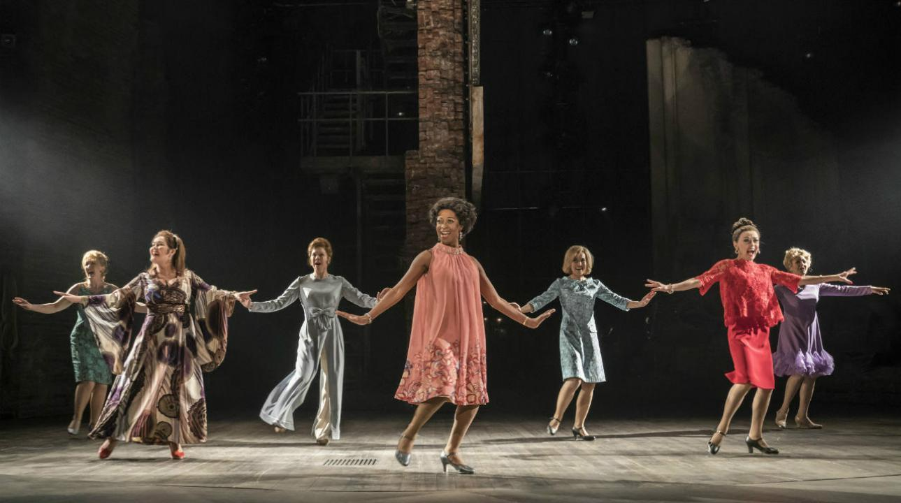 Song Insights: 'Who's That Woman?', FOLLIES